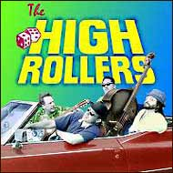 """The High Rollers"" CD cover"